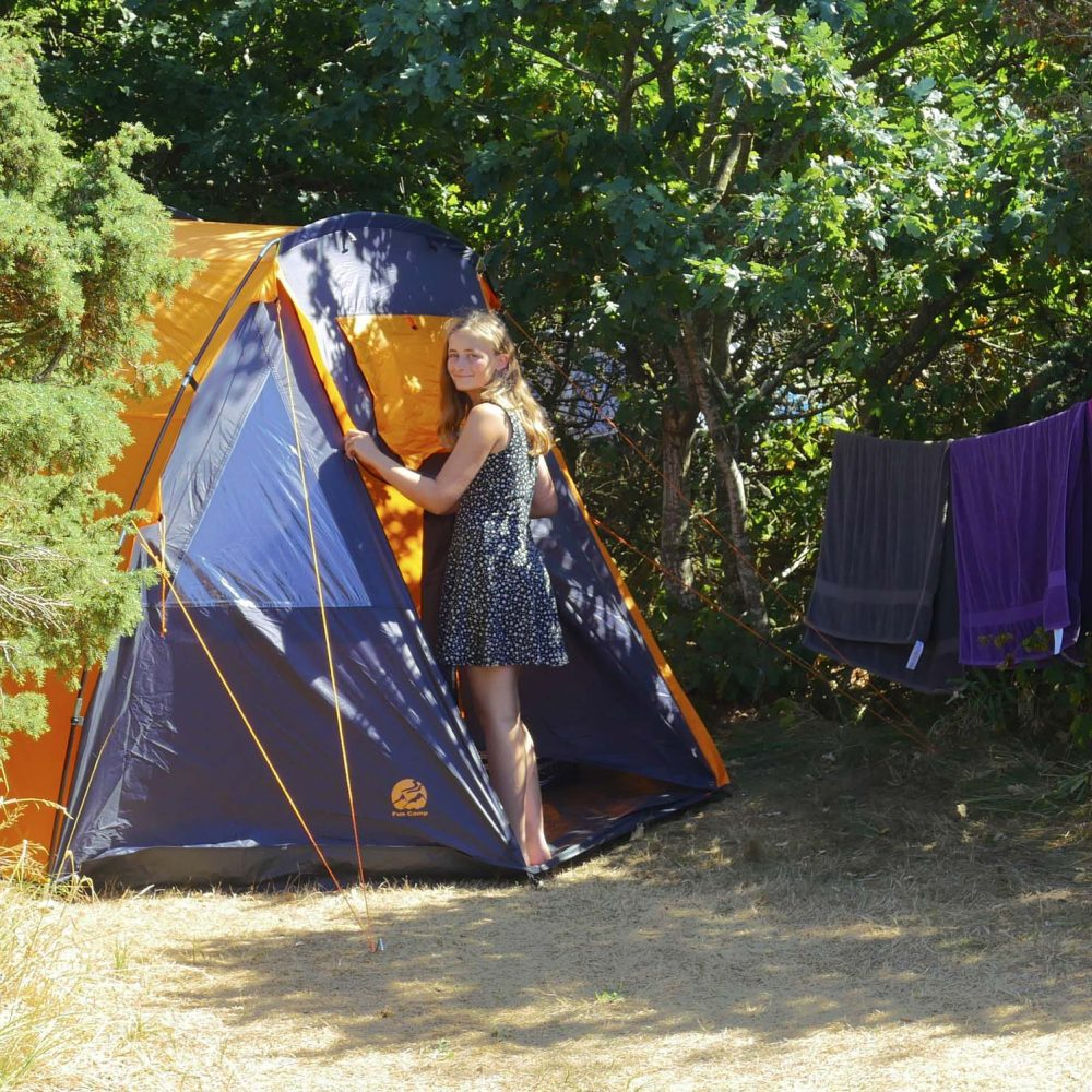 Gode teltpladser